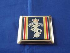 ROYAL ELECTRICAL MECHCANICAL ENGINEERS ( REME ) CAR GRILLE METAL BADGE