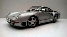1/18 1985 Porsche 959 Prototype twin-turbocharged flat-6 Exoto Motorbox
