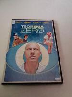"DVD ""TEOREMA ZERO"" COMO NUEVO TERRY GILLIAM CHRISTOPH WALTZ MELANIE THIERRY DAVI"