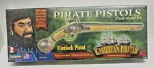 New Lindberg Authentic Caribbean Pirate Pistols The Flintlock Pistol Model Kit
