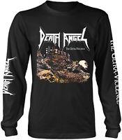 DEATH ANGEL The Ultra-Violence BLACK LONG SLEEVE T-SHIRT OFFICIAL MERCHANDISE