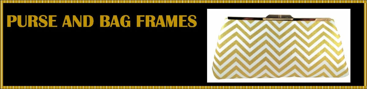Purse and Bag Frames