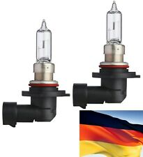 Flosser Rally 9005 HB3 100W 9105 Two Bulbs Head Light High Beam Off Road Stock