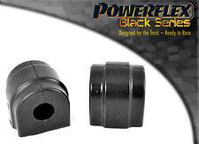 Powerflex negro de Poly Bush Para BMW E46 3 Series Delantero Anti Barra De Rodillo Bush 23mm