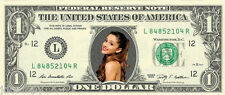 Ariana Grande {Color} Dollar Bill - REAL, Spendable Money! - Not Just a Novelty!