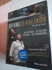 Blu Ray - WAGNER: Ring des Nibelungen - 4 Blu-rays