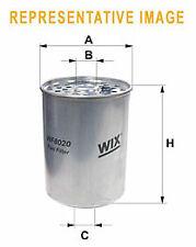 Wix WF8018 Car Fuel Petrol Filter Cartridge Metal Ends Replaces- P9161
