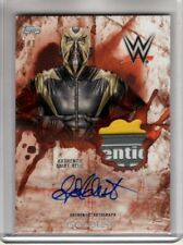 2018 Topps WWE Undisputed Auto GOLDUST 1/1 Red SHIRT RELIC Tag Patch AUTOGRAPH