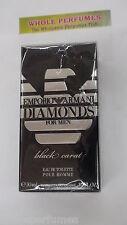 EMPORIO ARMANI DIAMONDS BLACK CARAT HOMME MEN 1.6/ 1.7 OZ EAU DE TOILETTE SPRAY