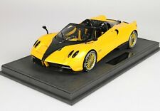 BBR Pagani Huayra Roadster 87th Geneve Auto Show 2017 Yellow 1:18*New Item!
