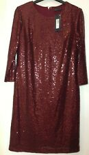 M&S COLLECTION  Sequin Embellished Tunic Dress ~ Recurrent ~ PRP £75