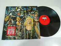 "Legal Weapon Take Out The Trash 1991 Triple X Records - LP 12 "" Vinyl VG/VG"