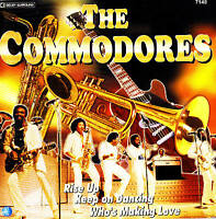 "THE COMMODORES ""Rise Up and more ..."" TOP ALBUM! CD NEU & OVP Planet 2002"