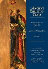 Commentary on John Volume 2; Hardback Book; Alexandria Cyril of.
