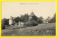 cpa 41 - BUSLOUP (Loir et Cher CHÂTEAU des MUSSETS Comte Massol de Rebetz