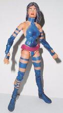marvel legends PSYLOCKE x-men mojo series action figures toy biz x-force 2006