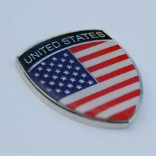 "Usa American Crest Emblem 1.5"""