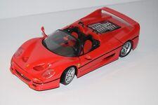 Maisto Ferrari F50 1:18 Scale Diecast