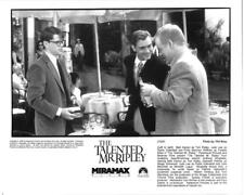 "M Damon J Law P S Seymour ""The Talented Mr. Ripley"" Vintage Movie Still"