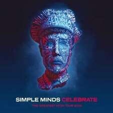 CD de musique simples rock Simple Minds