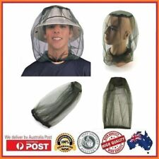 RELIABLE Mosquito Fly Insect Bee Fishing Mask Face Protect Hat Net Camouflage AZ