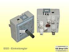 EGO Energieregler Regler 5057021010 50.57021.010 rechtsdrehend