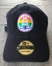 New Era 9Twenty Toronto Argonauts Cfl Football Pride Rainbow Hat Cap Adjustable