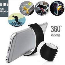 360 Degree Air Vent Mount Bike Car Cell Phone Holder Stand Accessories Useful UK