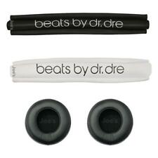 Beats By Dre Pro Detox Headband Leather or Ear Pads Parts Part White Black