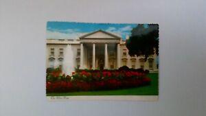 A postcard of The White House,Washington DC,USA.