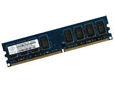 2gb RAM PC memoria ddr2 800 MHz pc2-6400u F. Intel + AMD low density DIMM