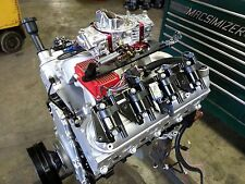 CHEVY LS CRATE ENGINE 6.0L 364CID LS2 LS1 LS3 LSX 550HP TURN KEY RECT PORT HEADS
