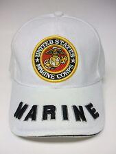 Marine Hat - Sam's Hat - White