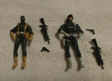 MARVEL UNIVERSE SHIELD AGENT & HYDRA AGENT LOT HTF TRU FIGURES