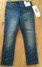 Leggings Jeanshose Hose Treggings Mädchen Jeans Optik Gr86,92,98,110,122,134