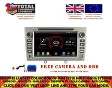 DVD GPS BT ANDROID 9.1 DAB+ CARPLAY WIFI FUR PEUGEOT 408 308 RCZ 2010-11 K5634 S