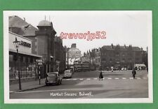 More details for market square bulwell nottingham rp pc unused a w bourne ref m395