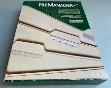 Synapse FileManger+ File Manger Plus Atari 800 Computer Software