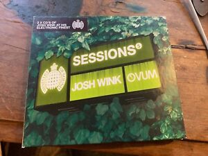 Ministry of Sound The Sessions present Josh Wink -  2 cd album