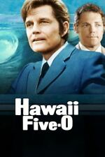 HAWAII FIVE-O Show 80s & 90s Posters Teen TV Movie Poster 24X36