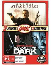 Against The Dark / Attack Force (DVD, 2011)