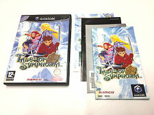 TALES OF SYMPHONIA / VERSION FR / PAL GAME CUBE NINTENDO EN BOITE COMPLET