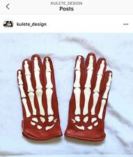 Supreme Vinson Gloves New Never Used M