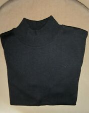 BLACK CC SHORT SLEEVE TOP MEDIUM SIZE COUNTRY CASUALS