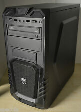 Fast Gaming PC Intel i5 3.2 GHz 8GB DDR3 500GB HDD 2GB GDDR 5 Scheda Grafica Win10