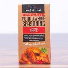 Pureety Cajun Potato Seasoning 40g sachet / Roast/ Spice