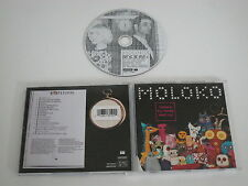MOLOKO/THINGS TO MAKE AND DO(ROADRUNNER RECORDS RR 8550-2) CD ALBUM