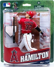 MCFARLANE MLB JOSH HAMILTON LOS ANGELES ANGELS FIGURE - Sealed Mint