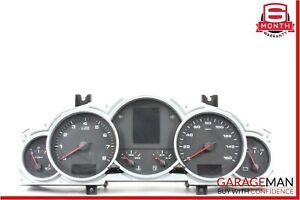 08-10 Porsche Cayenne 957 S GTS Speedometer Odometer Instrument Cluster Gauge