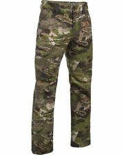 Under Armour Men's Stealth Reaper Mid Season Wool Hunting Pants 34x32 Camo NWT